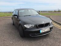 BMW 1 Series 118d SE 5 Dr 118k miles, 12 month MOT FSH
