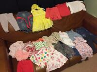 6-9 month girl bundle