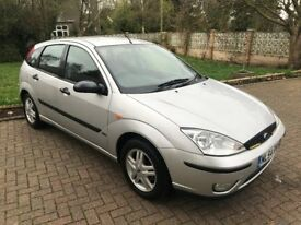 54 Plate Ford Focus 1.6 Zetec 5dr **** Service History **** 2 Keys **** Good Condition ****