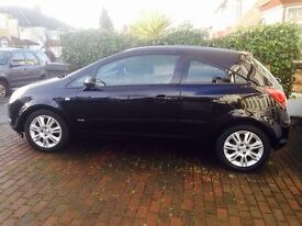 VAUXHALL CORSA 2007 1.4 IN GOOD CONDITION