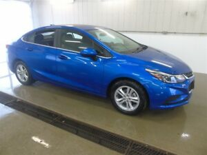 2017 Chevrolet Cruze LT, Heated Front Seats, Power Sunroof