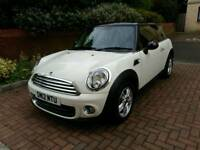 Mini 2012 1.6 petrol,34k,FSH,Full mot,1 owner!!!