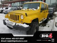 2015 Jeep Wrangler Sahara 4dr. Lift/wheels/tires, BLOWOUT !!!