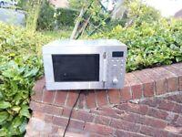 sainsburys 800w microwave