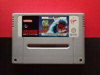 Cool Spot SNES Super Nintendo Super NES Retro Video Games Vintage Gamepo