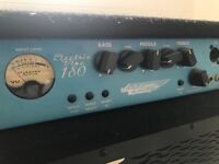 Ashdown Electric Blue 180 Combo Bass Amp