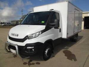 Iveco Daily 50C 17/18 Pantech Glanmire Gympie Area Preview