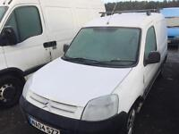 CITREON BERLINGO VAN 2004