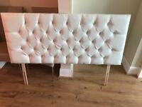 Brandnew kingsize modern headboard only £30