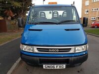 Iveco daily 2006 tipper