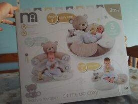 Baby Nest/Sit me up cosy/Mat