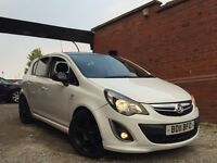 Vauxhall Corsa 1.4 i 16v SRi 5dr (a/c) LIMITED EDITION LOOKS