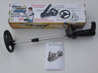 *GREAT CONDITION & FULLY WORKING BOUNTY HUNTER JUNIOR METAL DETECTOR* £50