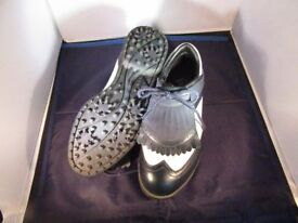 Ladies Addidas Golf SHoes