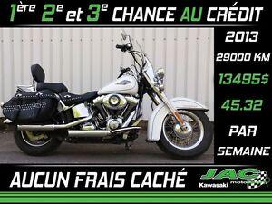 2013 Harley-Davidson FLST Heritage Softail 45.32$/SEM Taxes et i