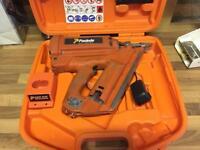 Paslode IM350 nail gun - 1st fix nailer