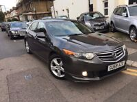 HONDA ACCORD 2.2 DIESEL EXECUTIVE GT 2009(59) 1 FORMER OWNER 11 STAMPS MINT