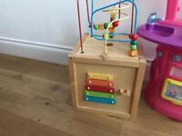 3 x quality children's toys