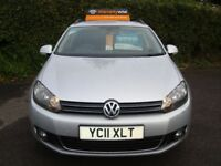 VW GOLF SPORTLINE BLUE MOTION TDI 1.6 ESTATE