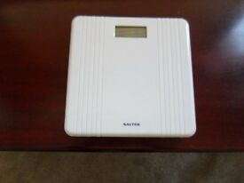 Salter-electronic personal weighing scale