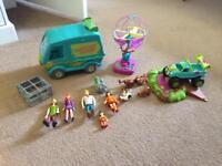 Scooby Doo! Toys