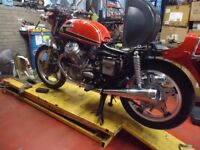 Honda CX500 1979 RED RARE ORIGINAL BIKE INVESTMENT