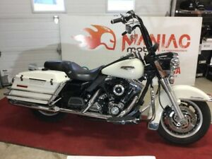 2007 Harley-Davidson ROAD KING EDITION POLICE FLHPI