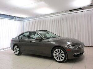 2014 BMW 3 Series 328i x-DRIVE SPORT SEDAN w/ NAVIGATION & HEATE