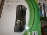 X-box 360 with 17 games, kinnect and 17 Disney infinity characters with games 1, 2 +3.0