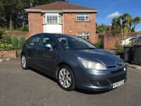 2007 CITROEN C4 VTR+ 2.0 HDI ** ONLY 77,000 MILES ** ALL MAJOR CARDS ACCEPTED