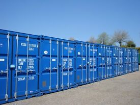Self Storage for Domestic and Commercial Customers at competitive Prices