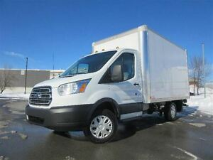 2015 Ford Transit T-250 Cube 12 pieds ** Garantie Ford **