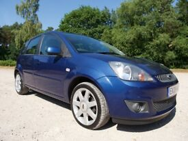 Ford Fiesta Zetec Blue Edition 1.4 MOT'd New Cambelt