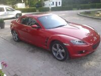 Mazda Rx8 PRICED TO SELL