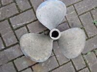 Coper propellers for sale.
