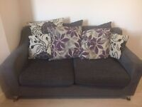 3-4 person fleecy and comfy new couch