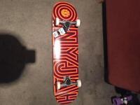 Element Nyjah Huston complete skateboard