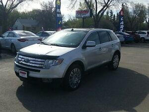 2010 Ford Edge Limited AWD 20 wheels & Sunroof