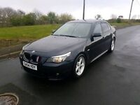 2005 BMW 525D MSPORT AUTOMATIC FULL SERVICE HISTORY VERY CLEAN