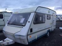 1996 abi 450 Ctl 4 berth swift elddis abi ace caravan CAN DELIVER January bargain