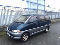 P REG TOYOTA GRANVIA/HIACE 3.0TD AUTO +1 OWNER FROM NEW++12 MONTHS MOT++