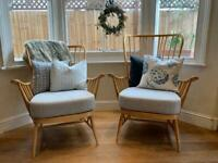 Ercol Amchairs (price for pair)