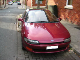 TOYOTA SERA IMPORT CAR - £250 ONO MUST GO ASAP - 44,722 KM - + NEW PARTS COLLECTION ONLY