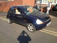 Ford ka luxery