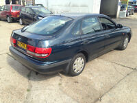 AUTOMATIC TOYOTA CARINA AVENSIS 1.6 PETROL . 10 MONTHS MOT . LOW MILEAGE . SUPERB DRIVE . CHEAP