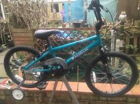 Boys bmx bike totally unridden