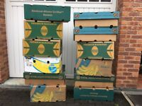 Banana boxes FREE to collect