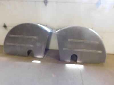 John Deere Br Bo Tractor Reproduction Fenders  00562