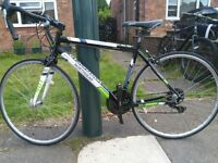 North Gear 901 21 speed road/racing bike with shimano components