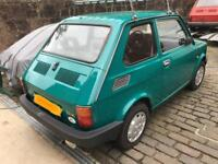 Fiat 126 p 1999 Green